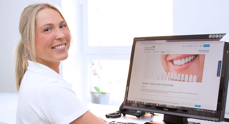 Implantat-Prothetik - Praxis für Zahnheilkunde Dr. Mirjam Oitzinger