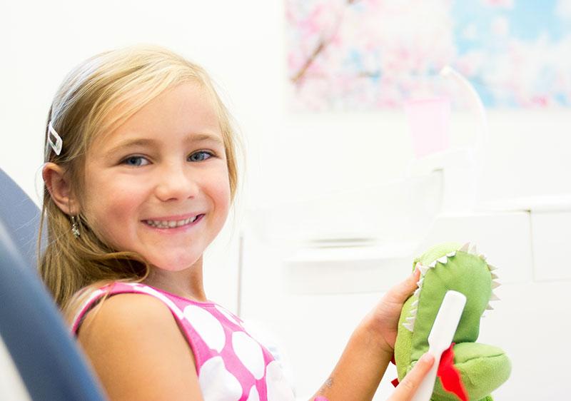 Kinderzahnheilkunde - Praxis für Zahnheilkunde Dr. Mirjam Oitzinger